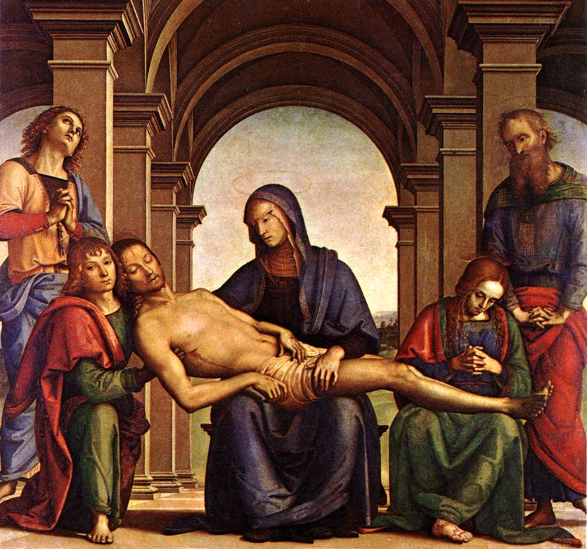 an analysis of the meaning of art found in pieta We make understanding art fun epph michelangelo's vatican pieta though his implied meaning may sound heretical.