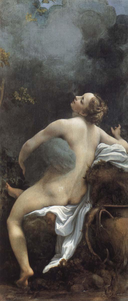 Correggio assumption virgin
