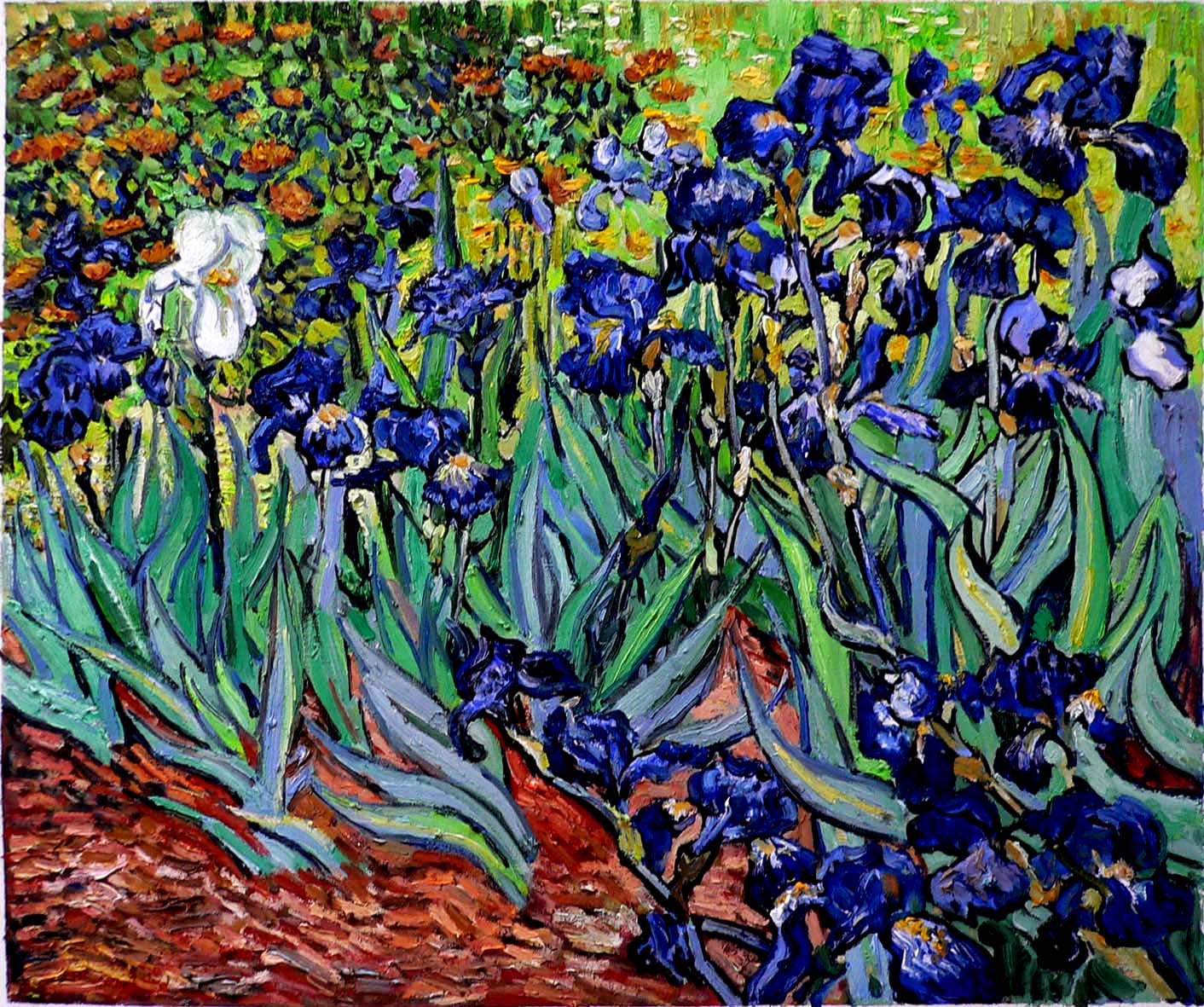 the early influences in the life of vincent van gogh The first works of van gogh were produced through color symbolism  it was  painted during one of the most hopeful times of van sago's life.
