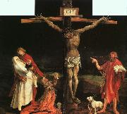 Matthias  Grunewald Crucifixion oil painting reproduction
