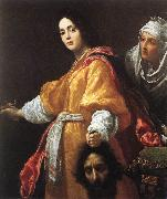 ALLORI  Cristofano Judith with the Head of Holofernes   1 oil on canvas