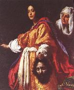 ALLORI  Cristofano Judith with the Head of Holofernes  gg oil on canvas