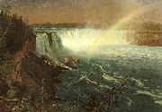 Albert Bierstadt Niagara oil painting