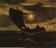 Albert Pinkham Ryder Toilers of the Sea oil