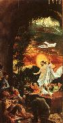 Albrecht Altdorfer Resurrection oil painting