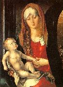 Albrecht Durer Virgin Child before an Archway china oil painting artist