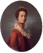 Allan Ramsay Lady Robert Manners oil