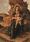 Andrea Mantegna Madonna and Child oil painting reproduction