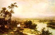 Asher Brown Durand White Mountain Scenery oil painting reproduction