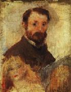 Auguste renoir Self-Portrait oil painting reproduction