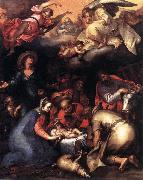 BLOEMAERT, Abraham Adoration of the Shepherds  ghgfh oil painting