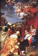 BLOEMAERT, Abraham Adoration of the Magi d oil painting