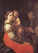 CANTARINI, Simone Holy Family dfsd painting