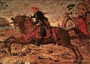CARPACCIO, Vittore St George and the Dragon (detail) sdgf oil painting