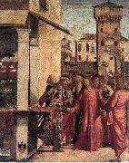 CARPACCIO, Vittore The Calling of Matthew dsf china oil painting artist