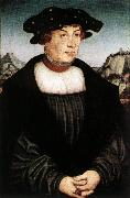 CRANACH, Lucas the Elder Hans Melber gfh painting