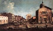 Canaletto View of San Giuseppe di Castello d china oil painting artist