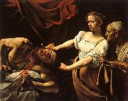 Caravaggio Judith and Holofernes oil painting reproduction