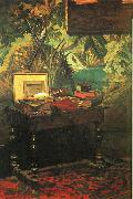 Claude Monet A Corner of the Studio oil painting