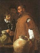 Diego Velazquez The Waterseller of Seville oil painting