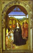Dieric Bouts The Adoration of Angels china oil painting artist