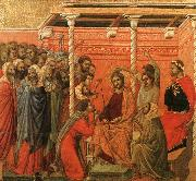 Duccio di Buoninsegna Crown of Thorns oil painting