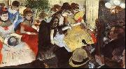 Edgar Degas Cabaret oil painting