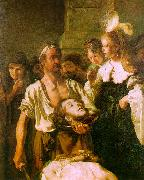 FABRITIUS, Carel The Beheading of St. John the Baptist dg oil painting reproduction