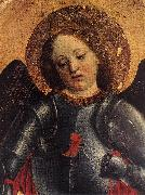 FOPPA, Vincenzo St Michael Archangel (detail) sdf oil