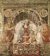 FOPPA, Vincenzo Madonna and Child with St John the Baptist and St John the Evangelist dfhj oil