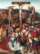 FRUEAUF, Rueland the Younger Crucifixion dsh oil