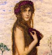 Franz von Stuck Spring oil painting reproduction