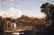 Frederick Edwin Church New England Scenery oil painting reproduction