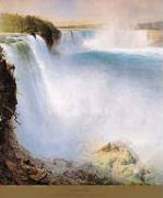 Frederick Edwin Church Niagara Falls oil on canvas