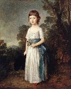 GAINSBOROUGH, Thomas Master John Heathcote dfg oil painting reproduction
