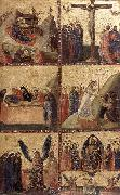GIOVANNI DA RIMINI Stories of the Life of Christ sh oil painting reproduction