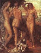 George Frederick The Judgment of Paris oil painting reproduction