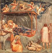 Giotto Scenes from the Life of Christ  1 oil painting reproduction