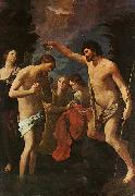 Guido Reni Baptism of Christ oil