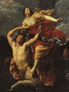 Guido Reni Deianeira Abducted by the Centaur Nessus oil