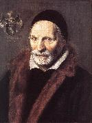 HALS, Frans Jacobus Zaffius oil painting