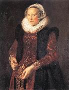 HALS, Frans Portrait of a Woman  6475 oil painting
