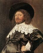 HALS, Frans Portrait of a Man q49 oil painting