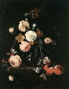 HEEM, Cornelis de Flower Still-Life sf oil on canvas
