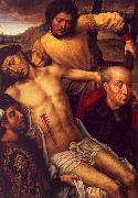 Hans Memling Descent from the Cross oil painting