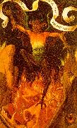 Hans Memling Hell oil painting