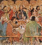 Hugo van der Goes Last Supper oil painting reproduction