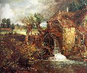 John Constable Parham Mill at Gillingham oil painting