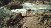 John Singer Sargent On His Holidays painting