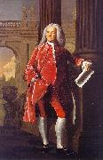 John Singleton Copley Nathaniel Sparhawk oil on canvas